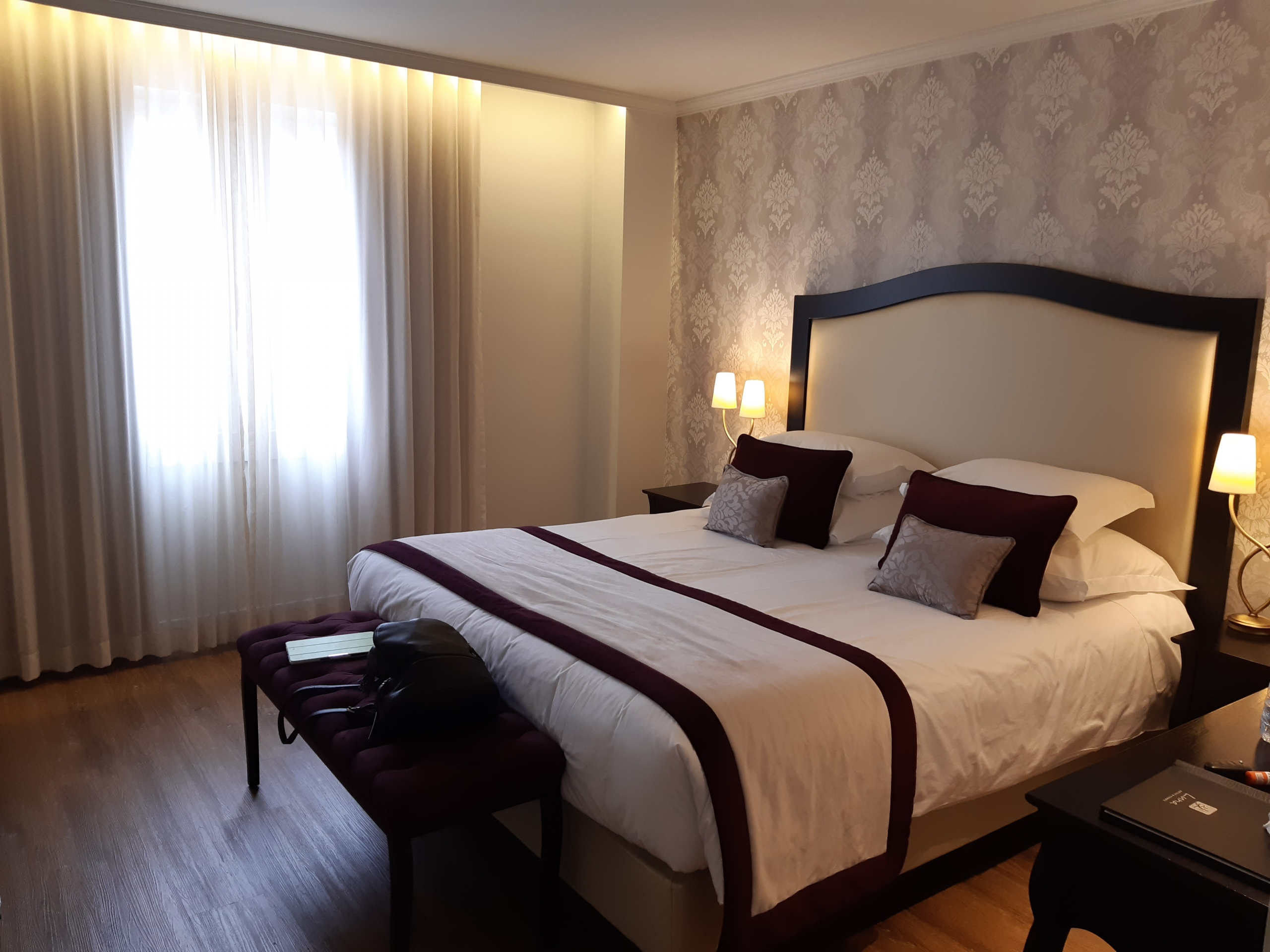 Rooms Hotel Luna Turismo