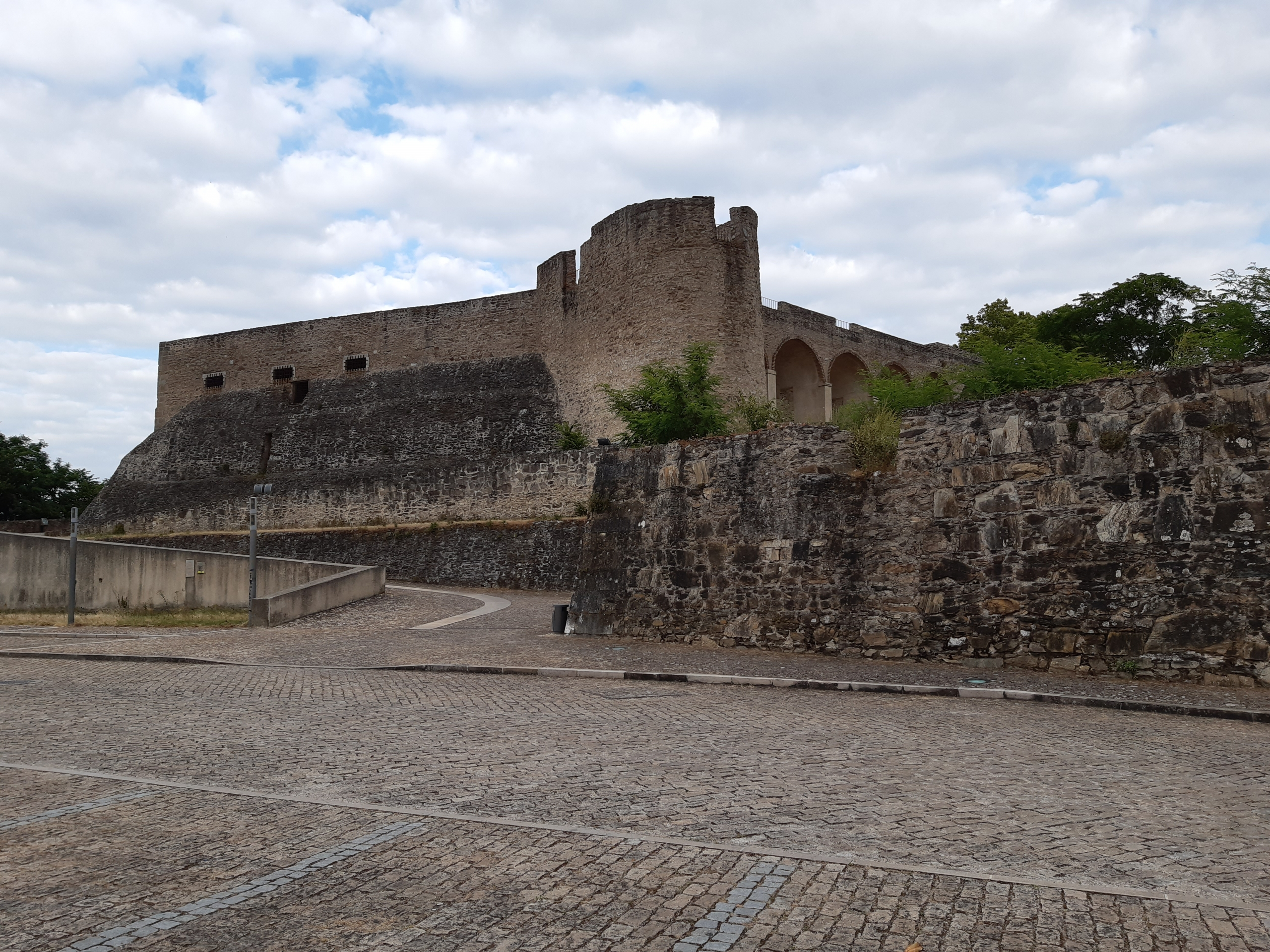 Castle-Fortress of Abrantes