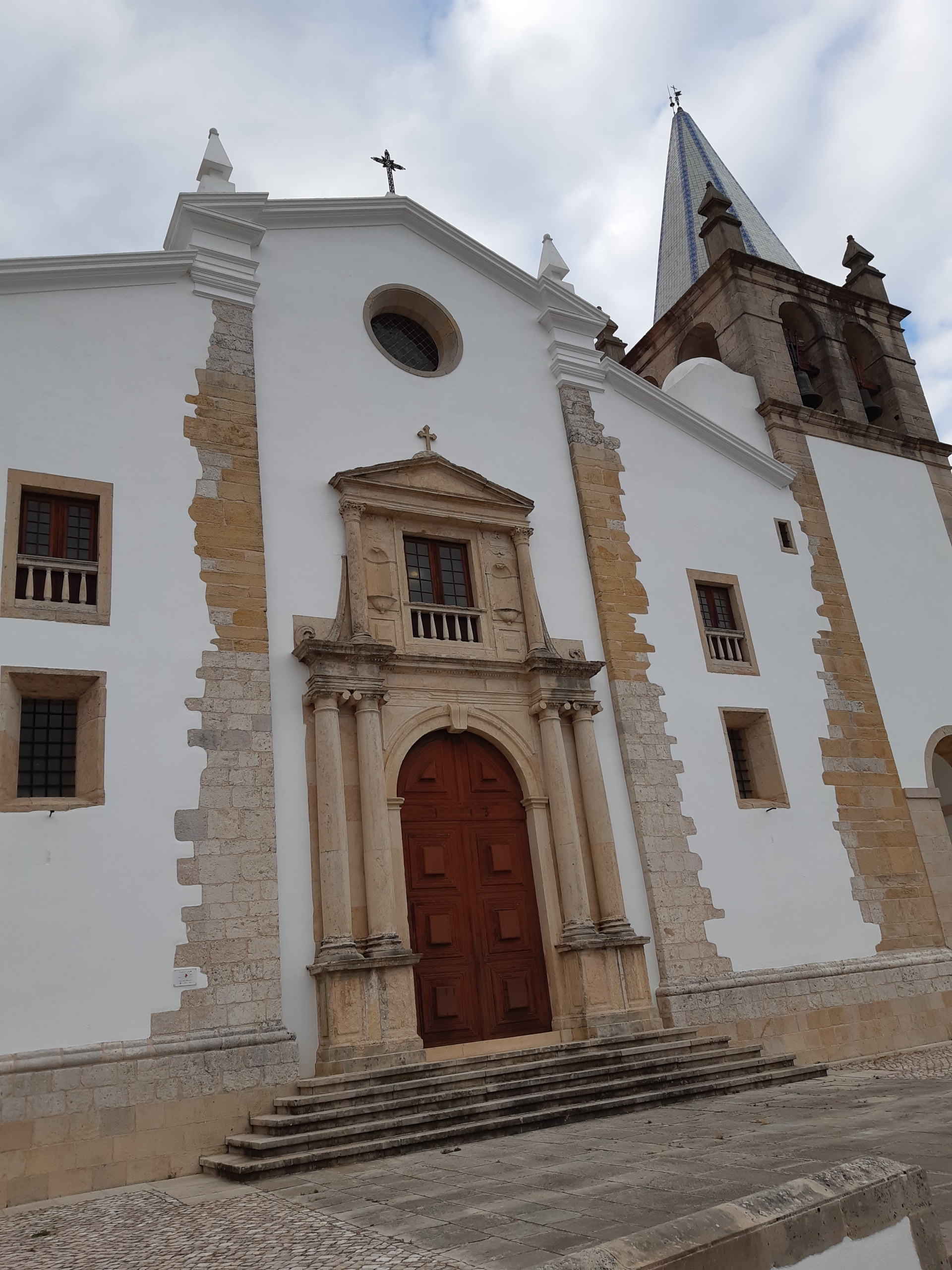Picture of Misercordia Church in Abrantes