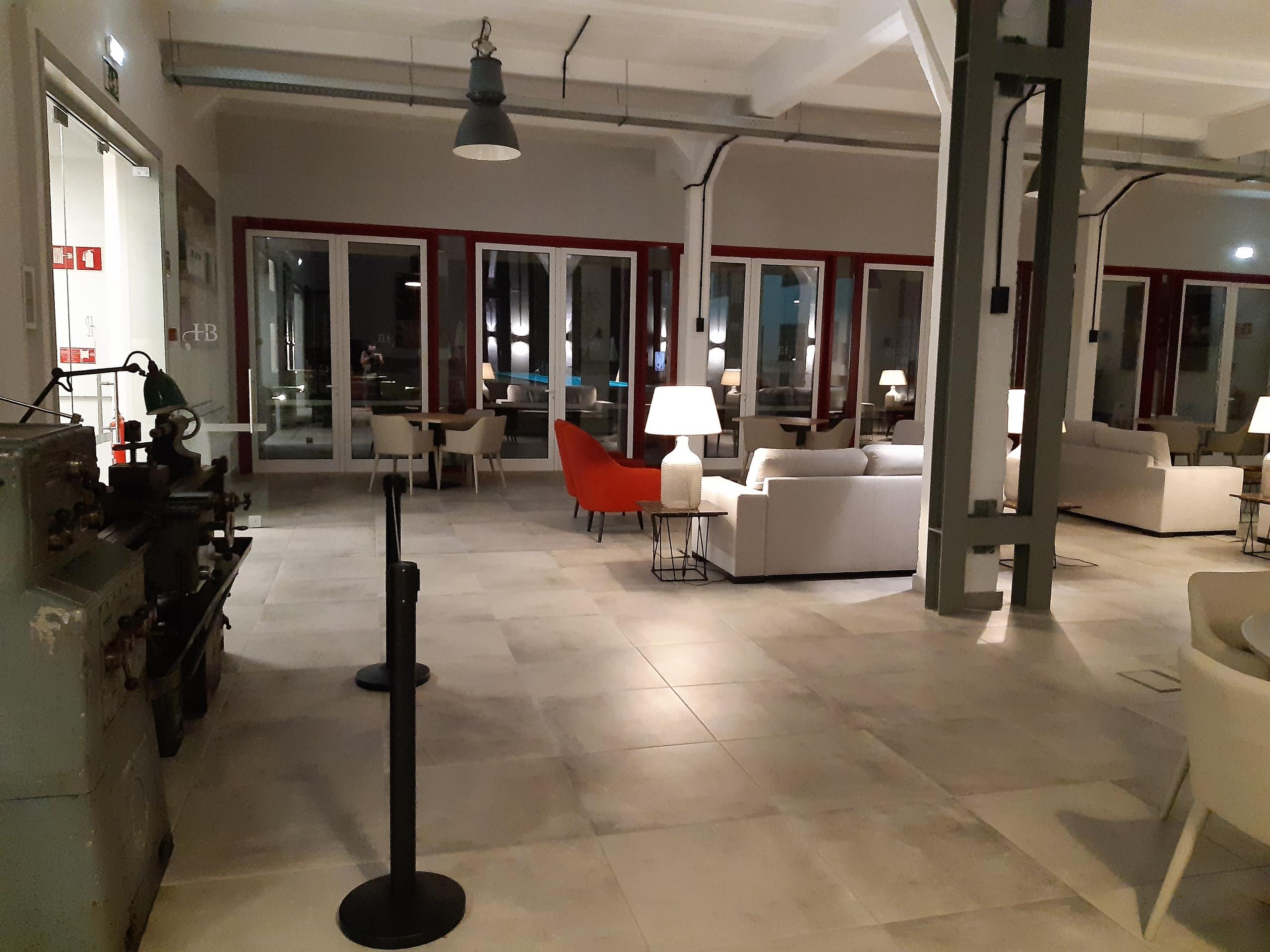 Lounge room, Herdade da Barrosinha